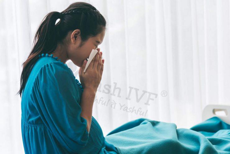 Symptoms of Coronavirus Infection In Pregnancy